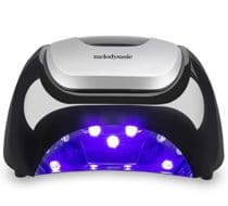 UV LED nail lamp for gel nails by MelodySusie