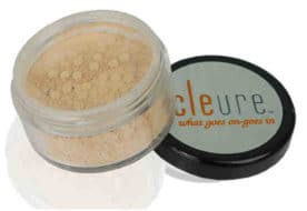 Cleure Hypoallergenic rice Veil Setting Powder