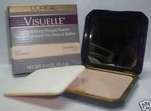 L'Oréal Visuelle Softly Refining Pressed Face Powder