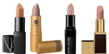 Best Natural Looking Lipstick shades